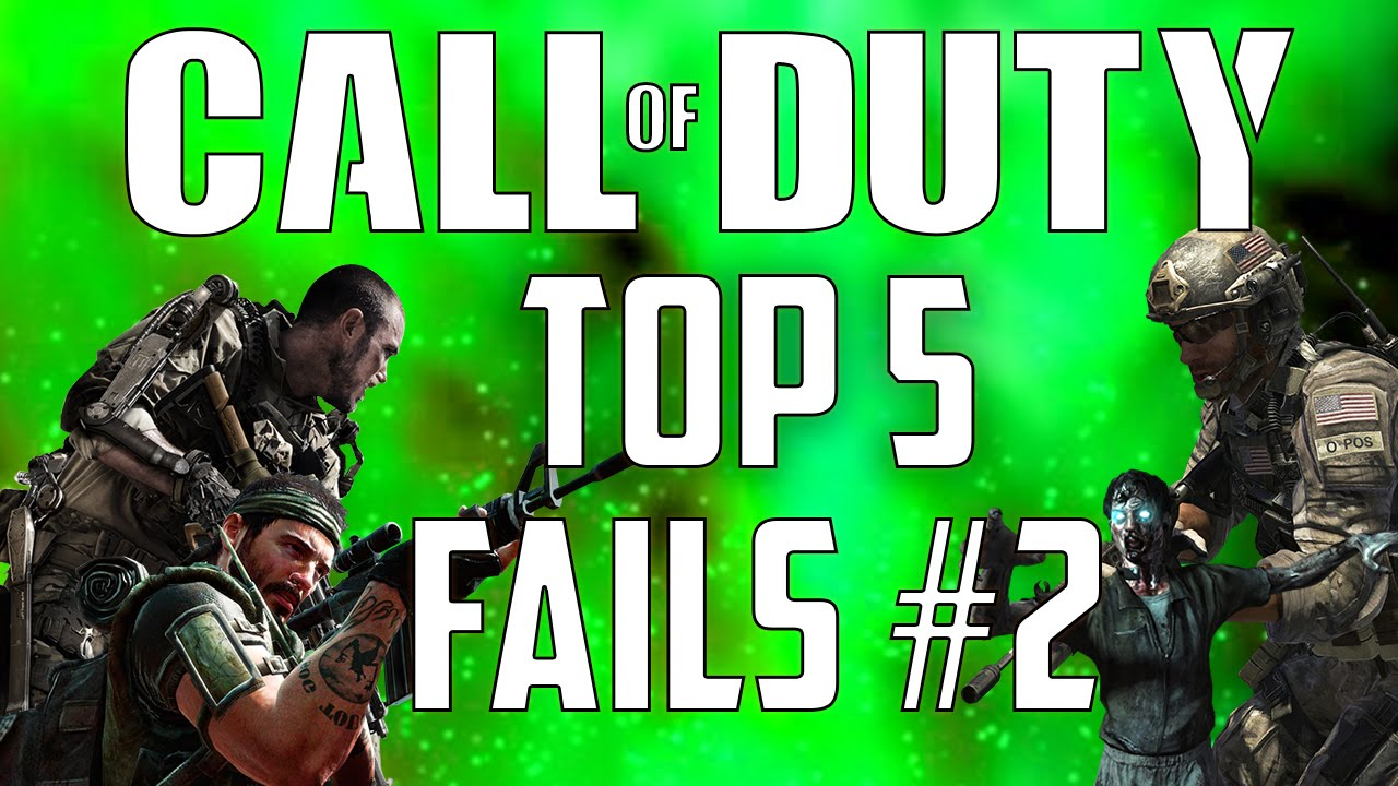 Call of Duty Top 5 Fails and Funny Moments - Episode 2 ...
