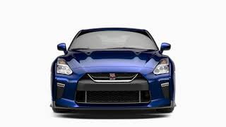 2018 Nissan GT-R - NissanConnect® Services Powered by SiriusXM