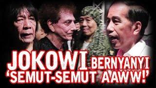 Download Mp3 Jokowi Di Panggung God Bless  God Bless Vlog #1