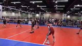 AAU West Coast Championship Anaheim Highlights