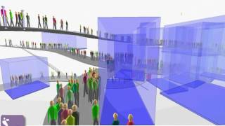 Benefits Of Crowd Simulation With Pedestrian Dynamics
