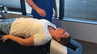 Florida Lady Returns To Houston Chiropractor Dr Gregory Johnson For Severe Migraine Headaches