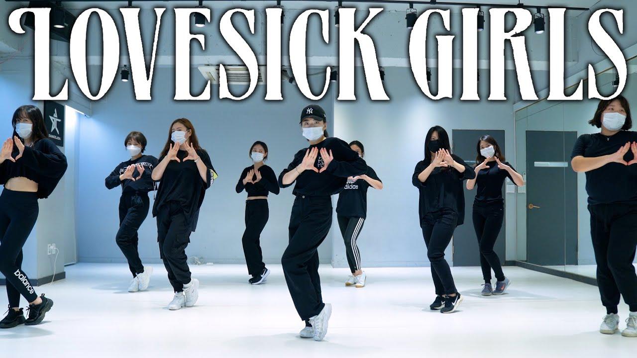 BLACKPINK – 'Lovesick Girls' Class Video 안무 수업영상