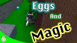 Roblox Arcane Adventures - Egg Hunting with Magic!