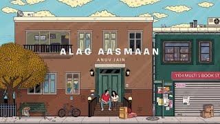 Gambar cover Anuv Jain - ALAG AASMAAN (a song on the ukulele)