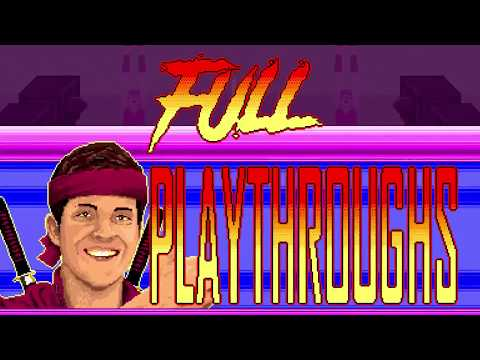 Ninja Gaiden (Game Gear) Full Playthrough by Mike Matei