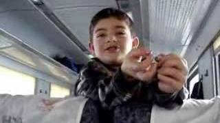 osman'nin tren seyahati