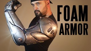 Cable Cosplay Bionic Arm tutorial...in EVA FOAM! thumbnail