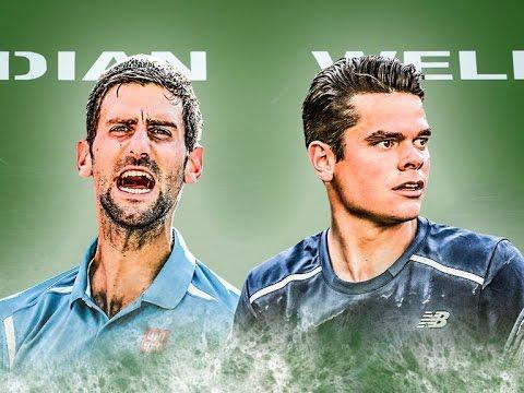 Novak Djokovic vs Milos Raonic, London 15.11.2016