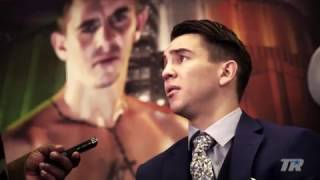 Growing up on the streets of Belfast, Michael Conlan now carries th...