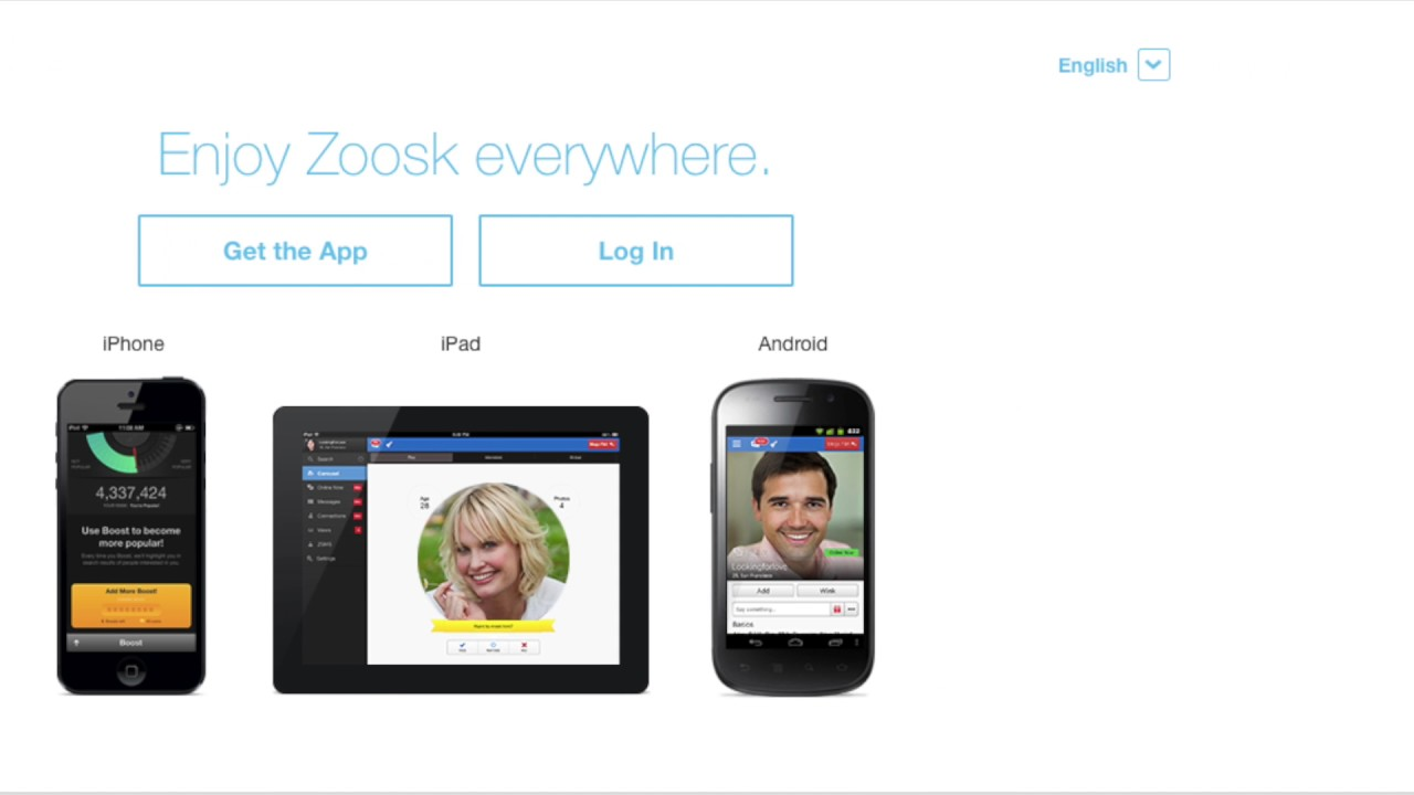 Zoosk online dating site review