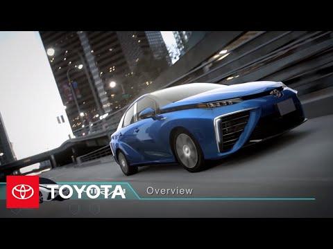 The Toyota Mirai l Overview   Toyota