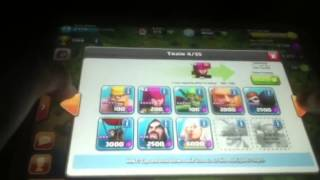 Clash of clans road to crossbow #3