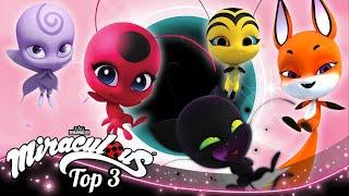 MIRACULOUS | 🐞 KWAMIS 🔝 | SEASON 2 | Tales of Ladybug and Cat Noir