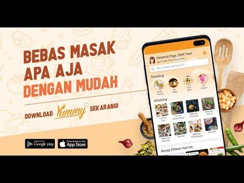 Yummy - Cari & Upload Resep Masakan - Apps on Google Play