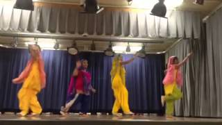 Why this kolaveri di -Dance by akshaya @ scottish corners s