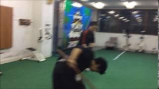 滋賀県彦根市にて殺陣WSを開催しました。 基礎稽古から始まり、簡単な殺...