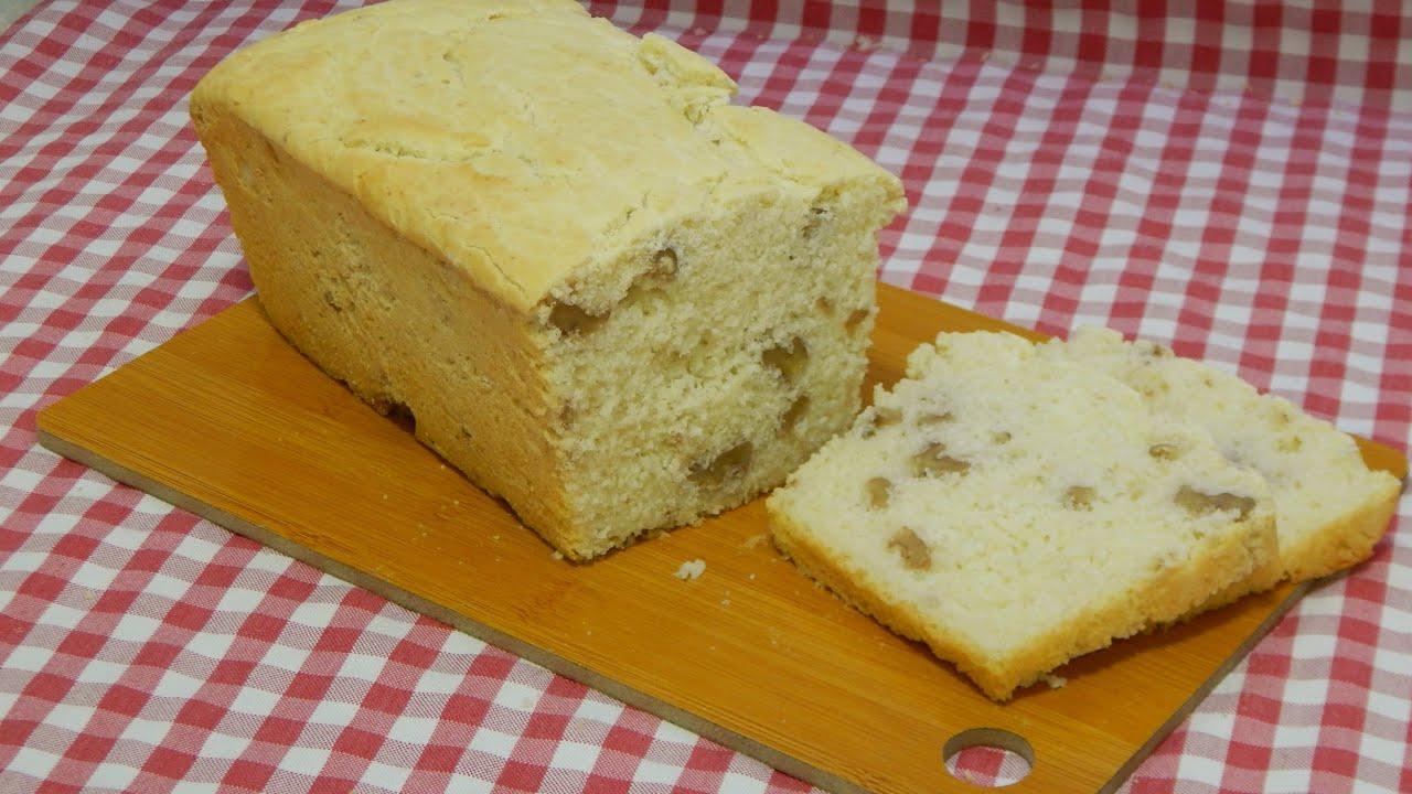 Cómo hacer un pan delicioso sin harina de trigo super sencillo, saludable y sin gluten
