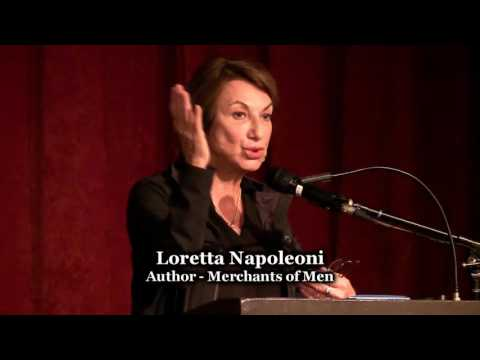 Loretta Napoleoni - Merchants of Men - Kidnapping and Refugee Trafficking