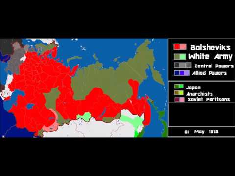 The Russian Civil War (1917-1922) [PREVIEW]