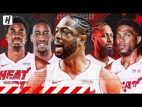 Miami Heat VERY BEST Plays & Highlights from 2018-19 NBA Season!
