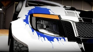 Extreme Off-Roader Showdown : Ford Ranger T6 (Forza Horizon 2)
