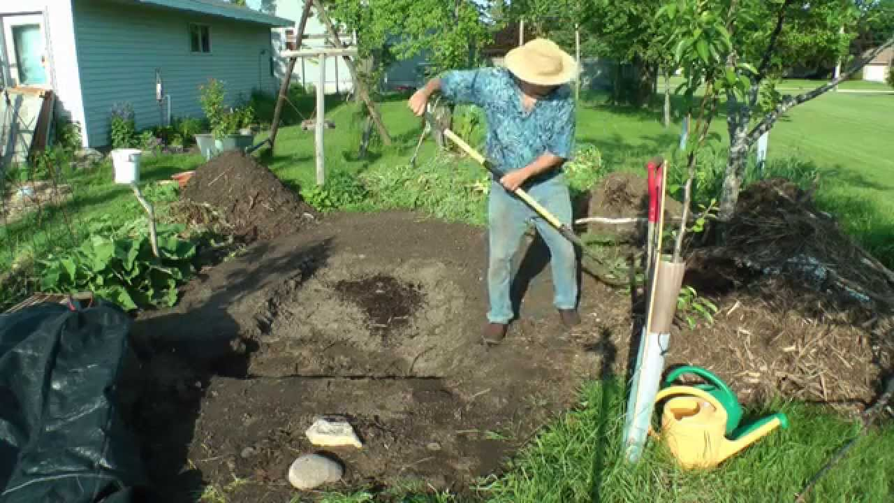 this compost pile is a doozy youtube