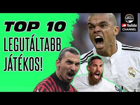 [TOP 10] LEGUTÁLTABB JÁTÉKOS! - TrollFoci S3E42 thumbnail