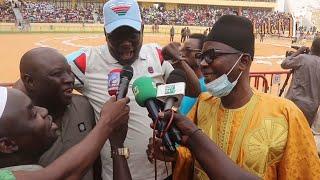 "Lamine Samba taquine Bécaye Mbaye : ""Malick Thiandoum nieuw na TFM, té TFM moy..."" coulisses de..."