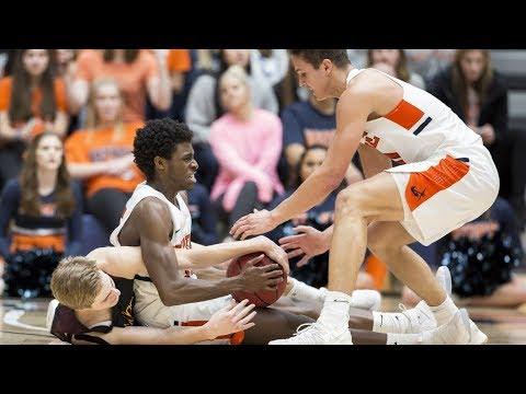 Hope College v. University of Wisconsin–Stevens Point - NCAA D3 Men's Basketball