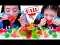 ASMR Tiktok Jelly Fruit Challenge with Most Popular Sour Candy by LiLiBu