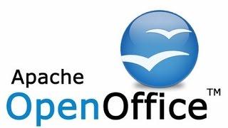 Descargar e Instalar OpenOffice full (1 link)