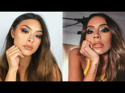 AFFORDABLE / DRUGSTORE DESI PERKINS INSPIRED GLAM | VICTORIA YABUT thumbnail