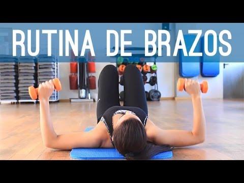 ejercicio para pecho acostado