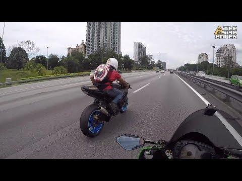 Urban ride: Kawasaki Ninja ZX-6R   Bike Concept   bike wash