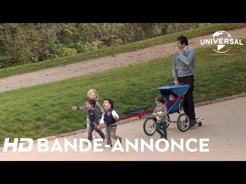 DADDY COOL / Bande-annonce Officielle [Au Cinéma Le 1er Novembre]