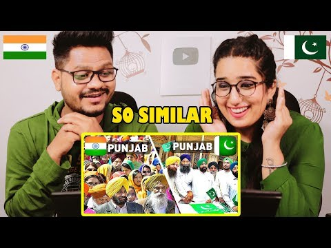 Indian Reaction On Pakistan PUNJAB VS  India PUNJAB Comparison Unbaised  2019