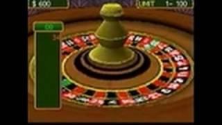 SEGA Casino Nintendo DS Gameplay - Roulette