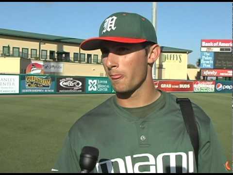 Miami vs. Florida Marlins Exclusive - 2/27/2011