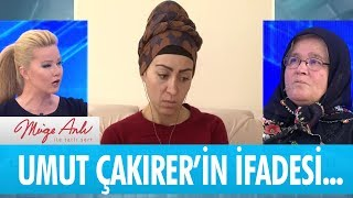 Umut Çakırer 6 sayfalık ifadesinde suçunu itiraf etti - Müge Anlı ile Tatlı Sert 21 Ocak 2019