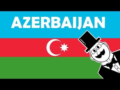 A Super Quick History of Azerbaijan