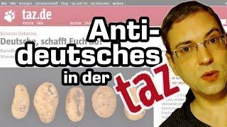 Antideutsches in der taz