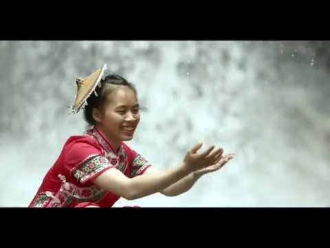 The great beauty of Huanjiang ,Colorful Maonan