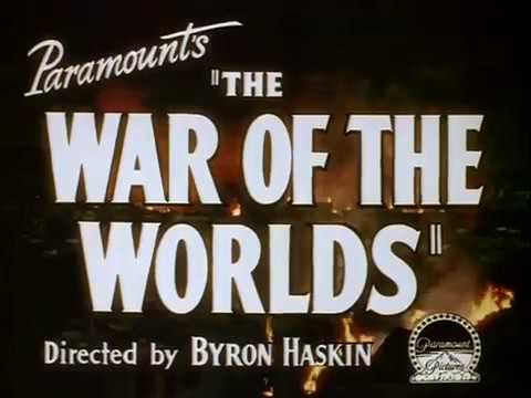 The War of The Worlds (1953) Trailer