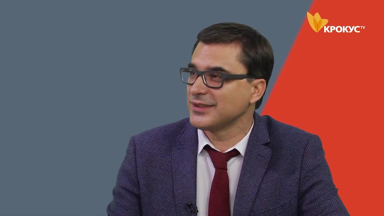 """Телепрограма """"Тиждень""""  П. Козирєв про Стратегію 2032"""