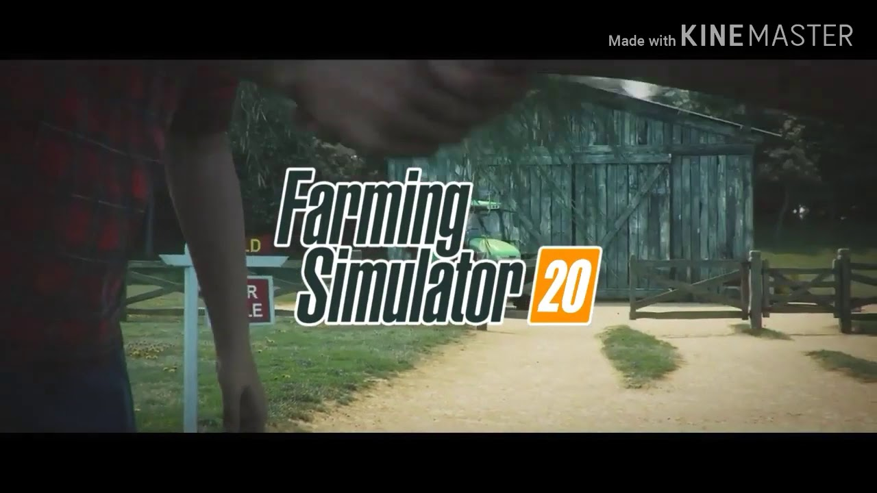 fs 20 trailer 2 and some machines - YouTube