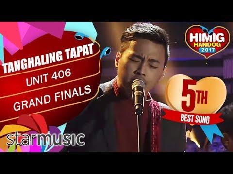 Unit 406 - Tanghaling Tapat | Himig Handog 2017 (Grand Finals)