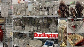 Burlington Glam Home Decor For Less   Shop With Me December 2019