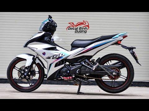 Exciter 150 Black Version Nâng Cấp Xanh Bạc / Exciter 150 Độ / Dũng SPEED©