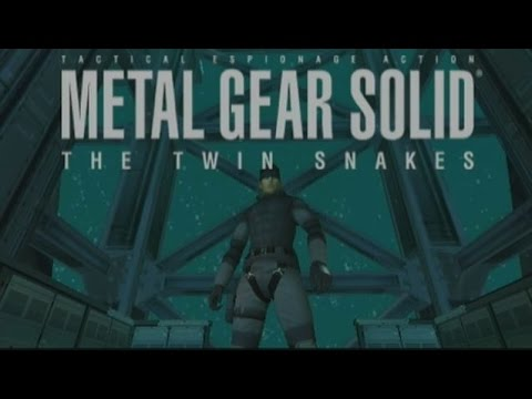 Metal Gear Solid The Twin Snakes Full Game Playthrough